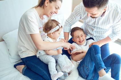 3 kifs par jour : Un rituel qui fait du bien à toute la famille !