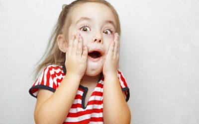 Comprendre les émotions de l'enfant avec le cerveau dans la main