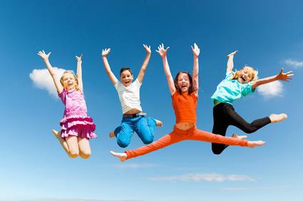 Des inspirations bonheur pour nos enfants