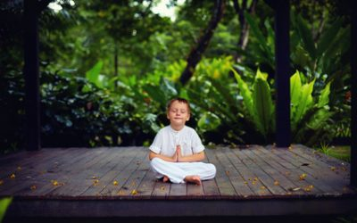 La météo, l'arbre, et la fourmi : 3 méditations pour enfants