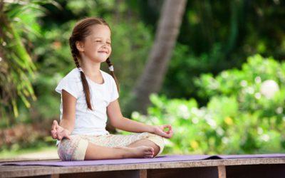 Les bienfaits de la pleine conscience chez les enfants