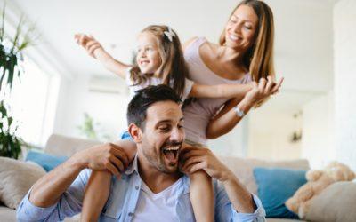 Parent heureux = Enfant heureux !