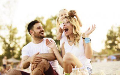 Adoptez une attitude intérieure positive pour la transmettre à vos enfants