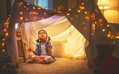 Intégrer la méditation dans le quotidien de ses enfants