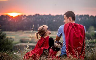 Les pouvoirs des super-parents !
