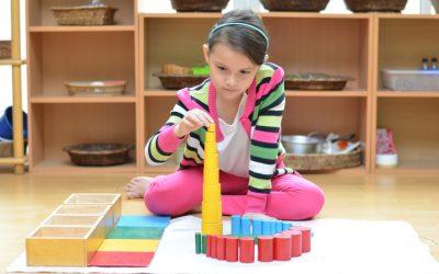Les troubles dys et TDAH et la pédagogie Montessori