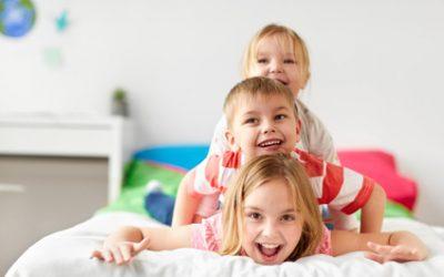 Les bienfaits de grandir avec des frères et soeurs