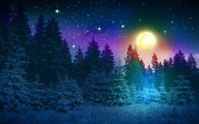 Pleine Lune du 22 Décembre 2018 : Solstice d'hiver et nouveau départ