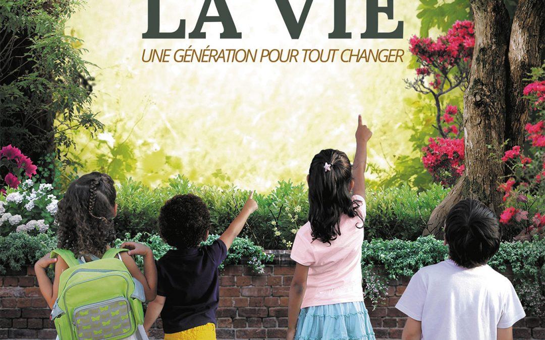 Tournée et projections du film L'école de la vie, une génération pour tout changer