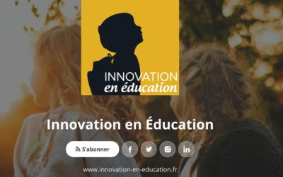 Podcast Innovation en Éducation